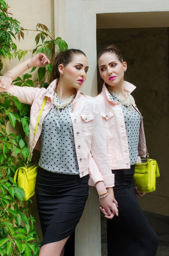 móda jako zrdcadlo móda pro dvojcate